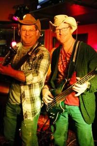 Bill Morris and Glenn Woodell